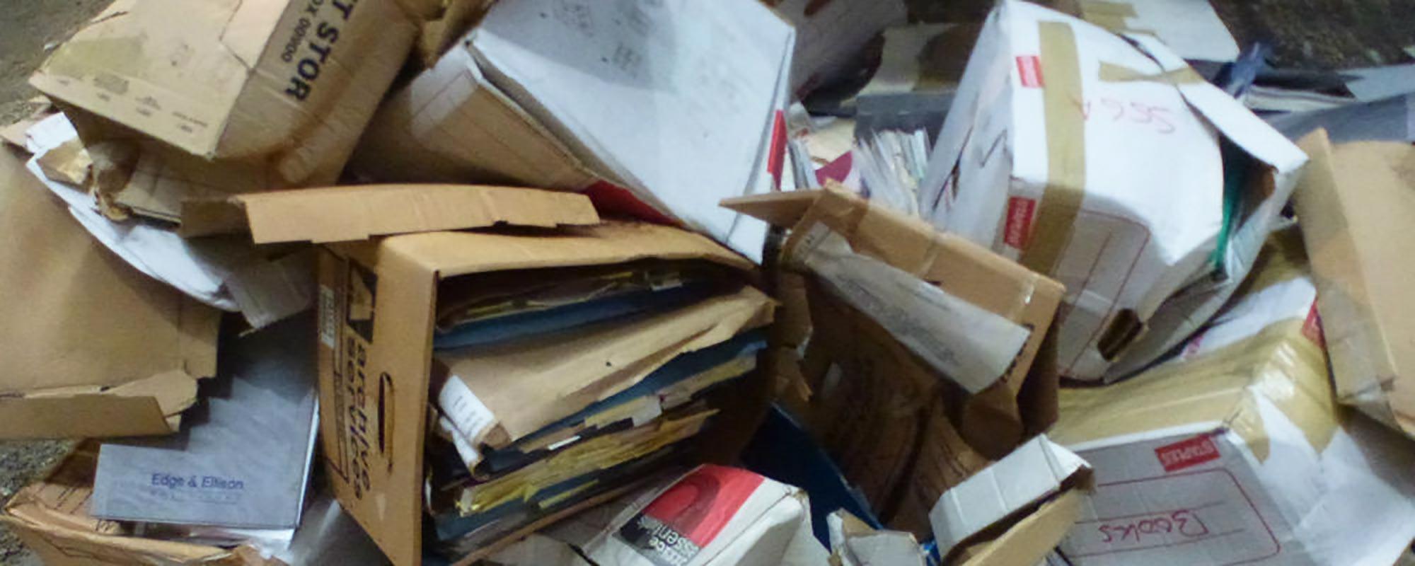 Confidential-data-shredding