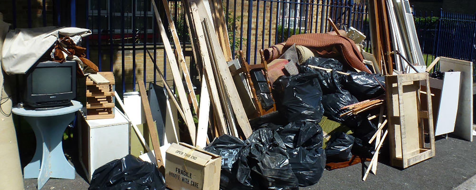 Household Waste London
