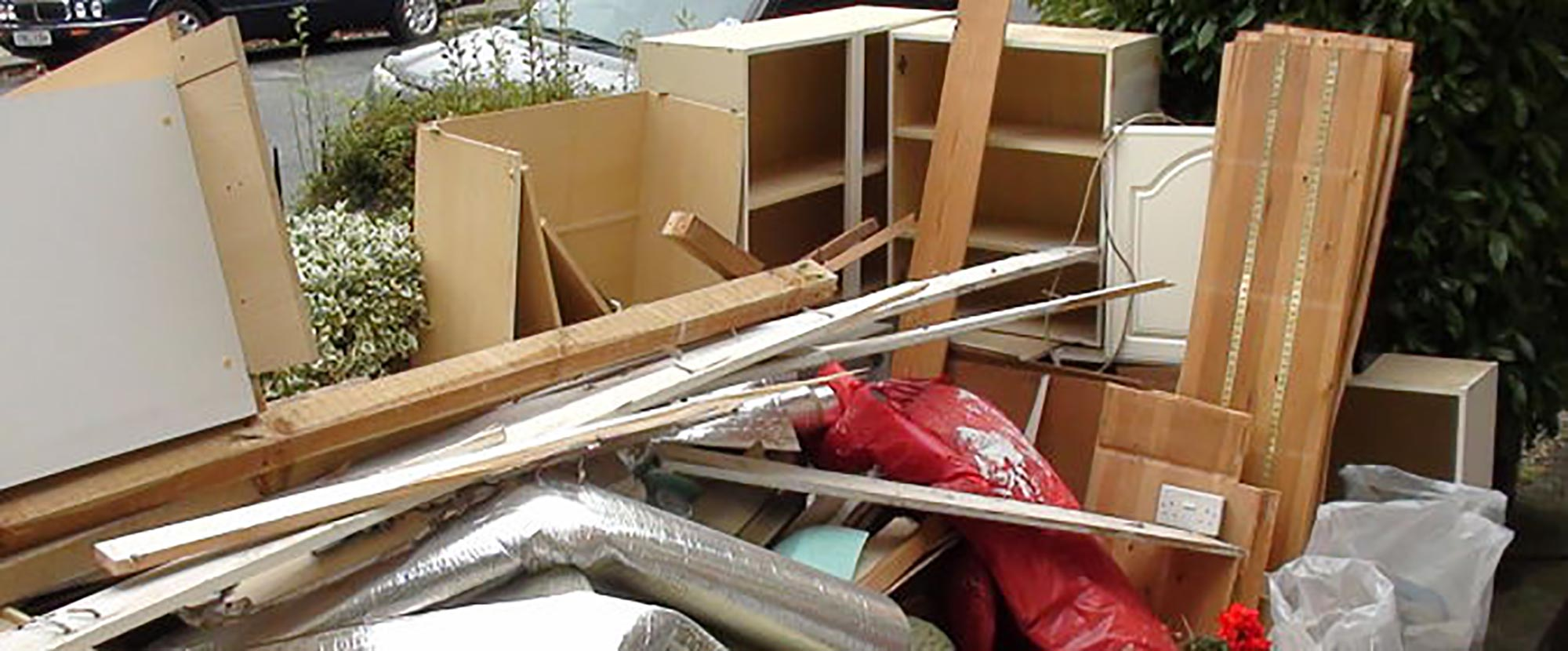 Old Kitchen Disposal London